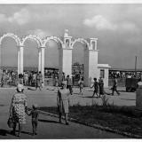 Анапа. Городской пляж.