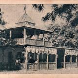 Анапа. Городской сквер. Пивной бар Карла Гутта, 1920-е