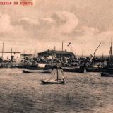 Анапа. Гуляние на пристани, до 1917 года