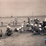 Анапа. На пляже, 1935 год