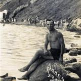 Анапа. Серый Михаил Филлипович, 1938 год