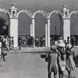 Анапа. Вход на пляж, 1968 год