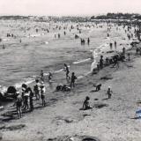 Анапа. Пляж, 1968 год