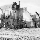 1942-43 гг. Оккупация Армавира, фото из немецкого альбома.