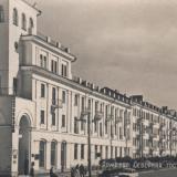 Армавир. Северная гостиница, 1963 год