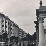 Армавир. Улица им. В.И. Ленина, 1971 год