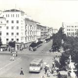 Армавир. Улица им. В.И. Ленина, 1966 год