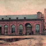 Армавир. Электрическая станция, до 1917 года