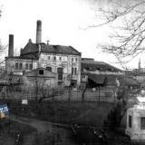 Армавир. Пивоваренный завод, 50-е годы.