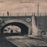 Армавир. Тунель Владикавказской железной дороги, до 1917 года