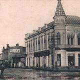 Армавир. Угол Почтовой улицы и Николаевского проспекта, до 1917 года