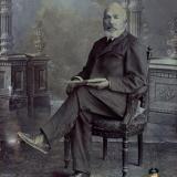 Ейск. Фотоателье Сергеева М.С., до 1917 года