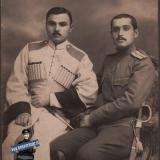Ейск. Фотоателье Сергеева М.С, до 1917 года
