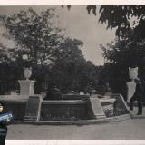 Ейск. Городской сад им. Калинина, 1938 год