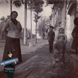Ейск. Одесская улица, 1914 год