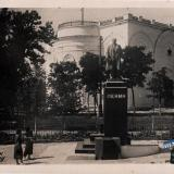 Ейск. Памятник В.И. Ленину, 1939 год
