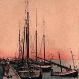 Ейск. Парусный флот в Ейском порту, до 1917 года