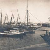Ейск. Порт, около 1915 года