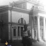 Ейск. Вокзал, 1974 год