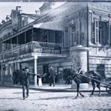 """Ейск. Гостиница """"Бристоль"""", около 1923 года"""