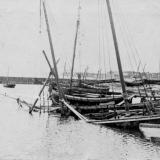 Ейск. Строительство порта, до 1917 года