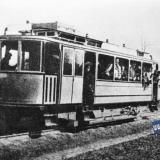 № 14. Екатеринодар- Пашковская. Теплоэлектровагон (1912-1914)