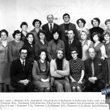 1978 год. КраснодарНИПИнефть. Отдел КИП.