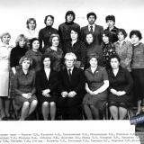 1978 год. КраснодарНИПИнефть. Отдел водоснабжения и канализации