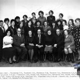 1978 год. КраснодарНИПИнефть. Технический отдел