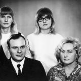 "Краснодар. Фотоателье ""Черемушки"", 1970 год"