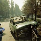 Краснодар. Авария на улице Красной, 1989 год.