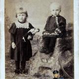 Екатеринодар. Фотограф А.П. Чернов. Дети