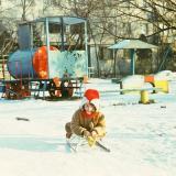 Московская улица - 2/1. Детская площадка