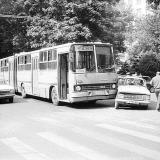 Краснодар. ДТП на перекрёстке Головатого и Красной. Сентябрь 1990 года
