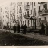 Краснодар. Двор дома № 43 по улице Офицерской во время субботника