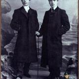 Екатеринодар. Фотоателье Савенко А.И., около 1900 года