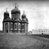 Екатеринодар. Александро-Невский собор, 1888 год.