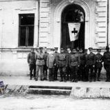 1919 год. Миссия Американского Красного Креста
