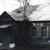 Краснодар. Дом Кухаренко до реконструкции, 1970 год.
