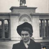 Доска почета, около 1958 года