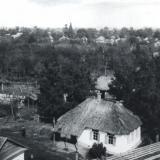Дубинка. Вид с каланчи, ранее располагавшейся на углу улиц Шевченко (Широкой) и Ковтюха (Слободской)