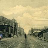 Мира улица - от Коммунаров до Седина