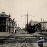 Красная улица - перекресток с Комсомольской