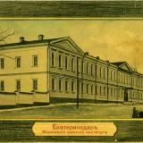 Октябрьская улица - перекресток с Постовой