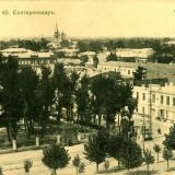 Екатеринодар. №40. Общий вид, около 1913 года