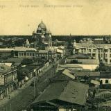 Мира улица - от Красной до Красноармейской