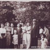 Парк им. М Горького, май 1953 года