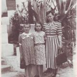 Краснодар. Парк им. М Горького, август 1952 г.
