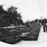 Городской сад - Беседка