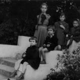 Екатеринодар. Горпарк, 1955 год